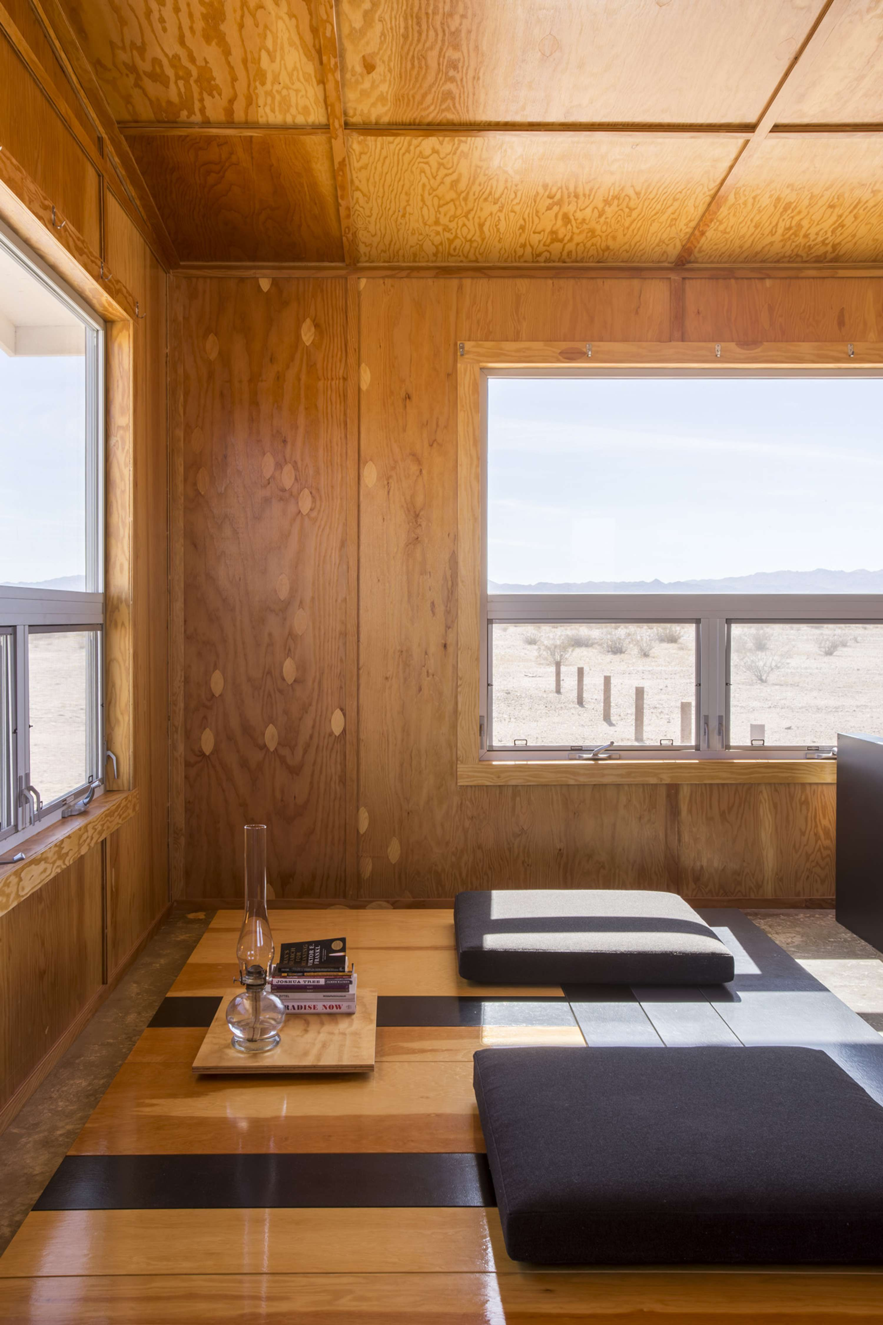 Wonder Valley Experimental Living Cabins | The Dots