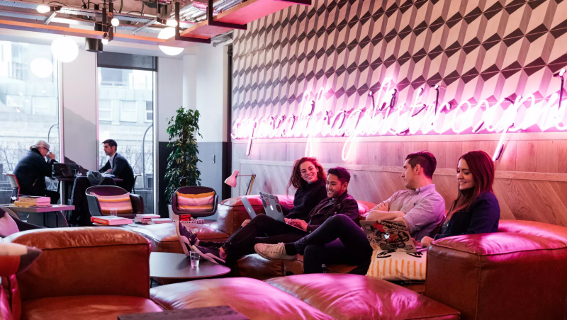 Trial A FREE HOT DESK At Any WeWork Location In London