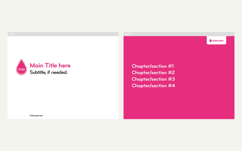 Moo – PowerPoint templates